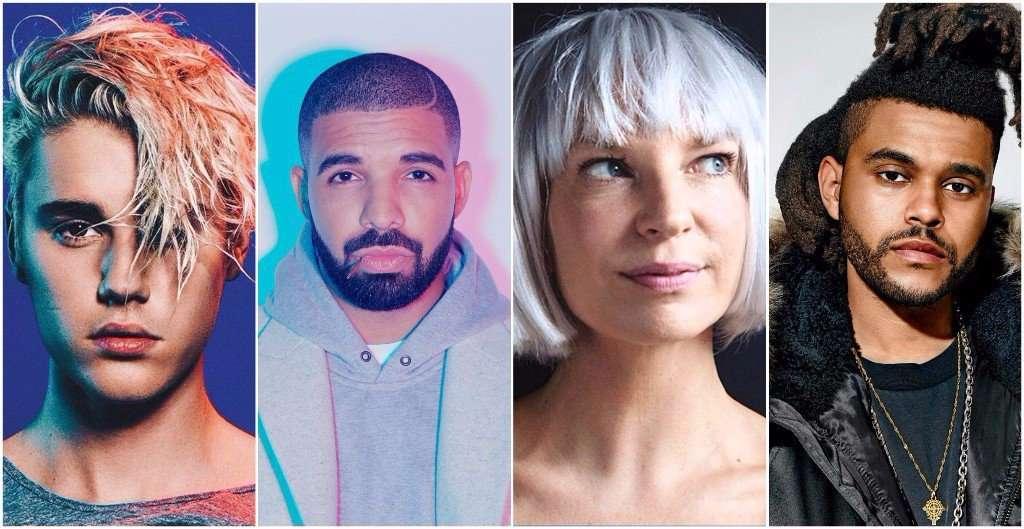 ¿Cuáles son las bandas más escuchadas en el mundo según Spotify?