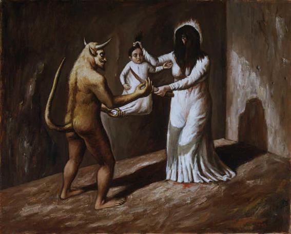 artistas mexicanos en el moma 1