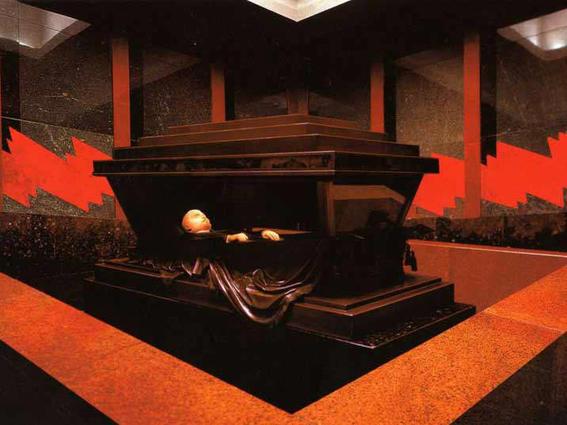 fotografias prohibidas instagram mausoleo de lenin