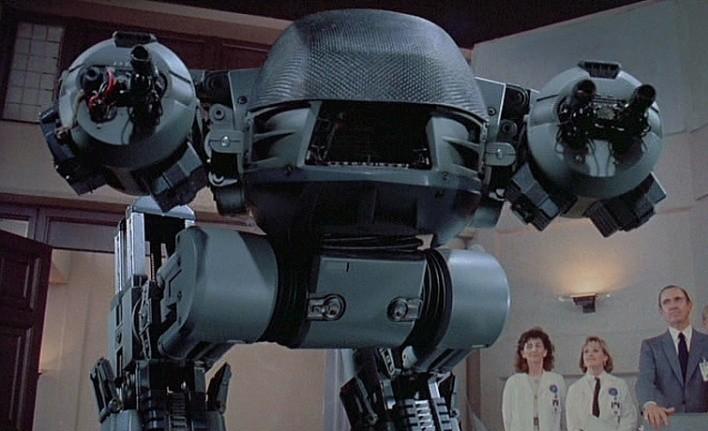 leyes de la robotica robocop