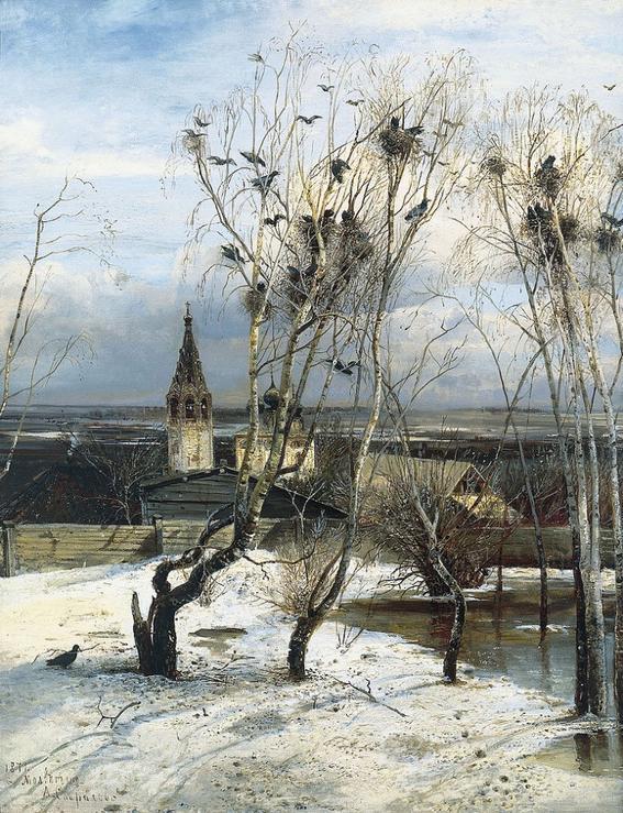 los pintores rusos