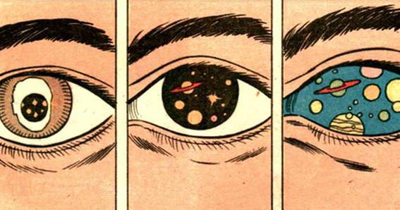 los sueños divinos eye