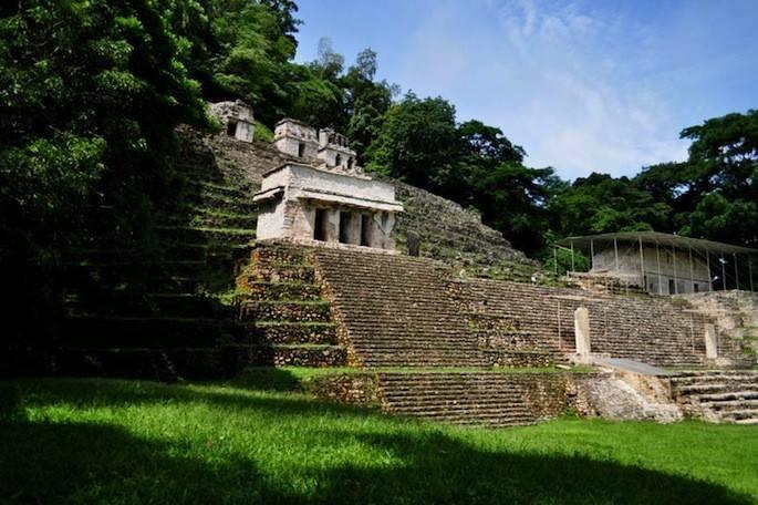 lugares turisticos sureste de mexico bonampack