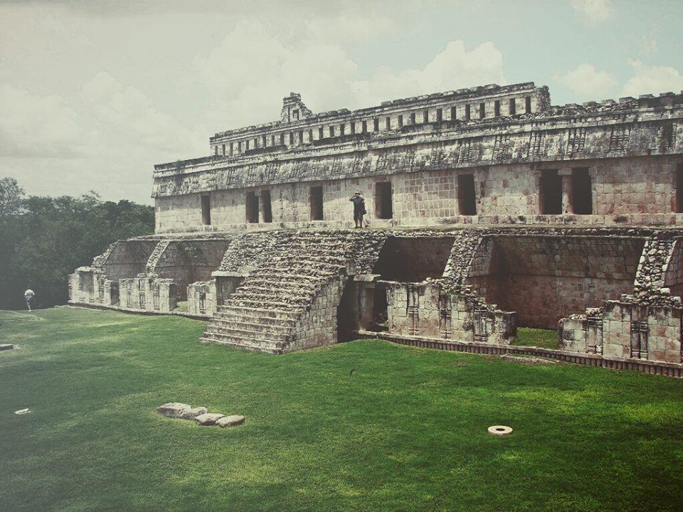 lugares turisticos sureste de mexico kabah