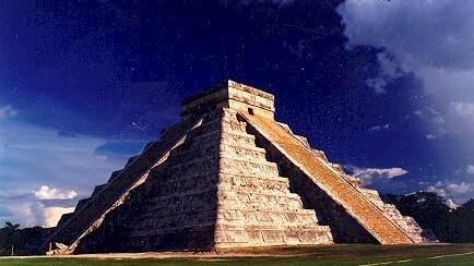 lugares turisticos sureste de mexico mayas