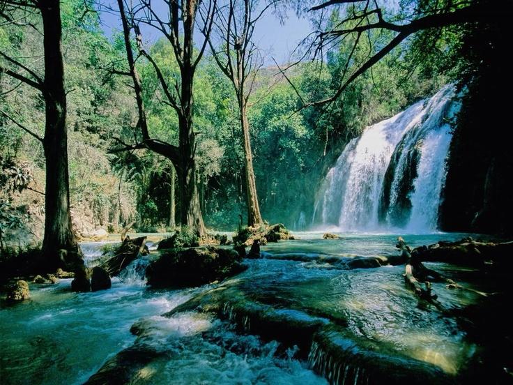 lugares turisticos sureste de mexico selva lacandona