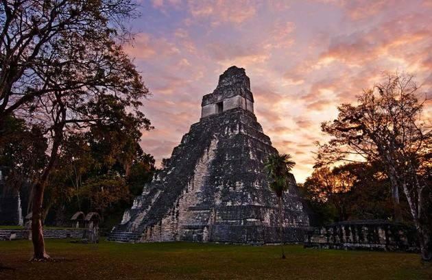 lugares turisticos sureste de mexico tikal