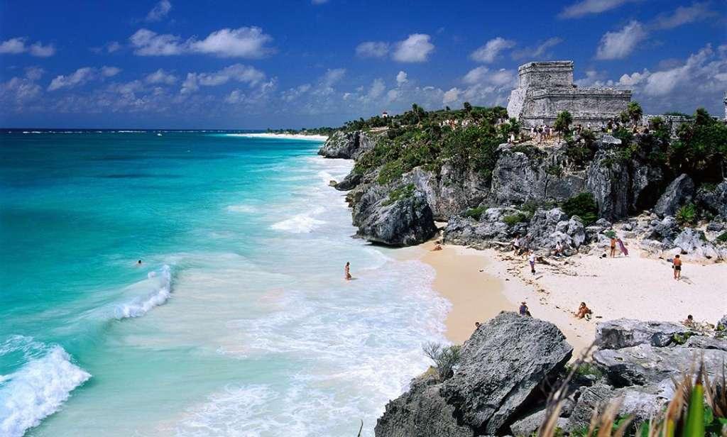 lugares turisticos sureste de mexico tulum