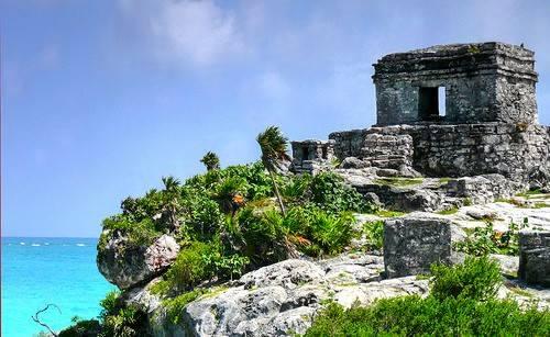 lugares turisticos sureste de mexico xel ha