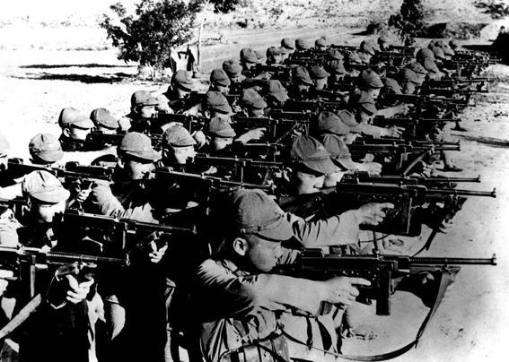 masacre de nankin guerra mundial