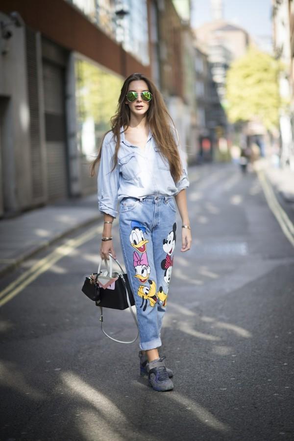 bd42b1f04f Consejos para combinar jeans bordados y verte con estilo - Moda - Moda