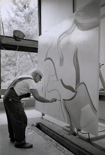 modern painters de kooning