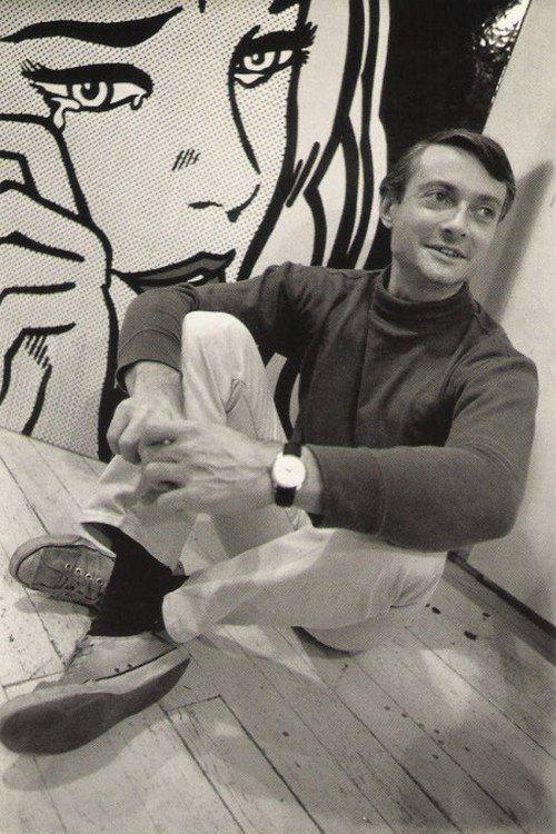 modern painters lichtenstein