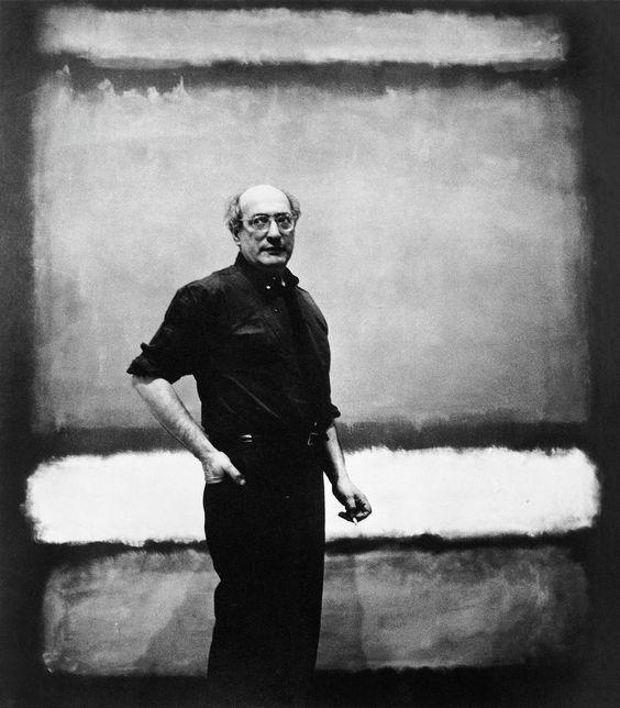 modern painters rothko