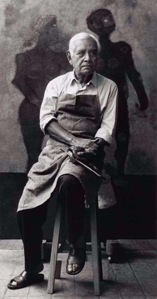modern painters tamayo