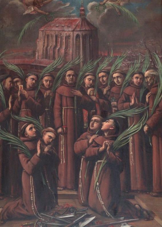 monjes evangelizacion