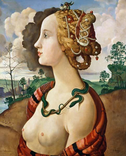 musa Simonetta Vespucci