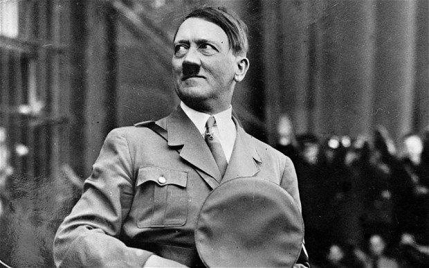 Nazi flüchtige Hitler