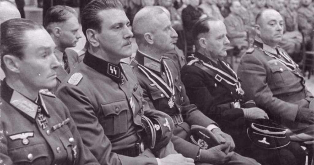 ehemalige Nazi-Flüchtlinge