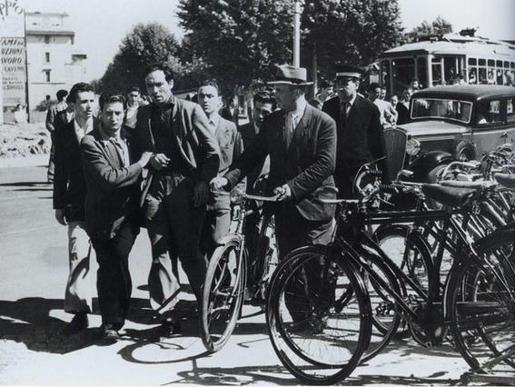 pelicula ladrones de bicicletas
