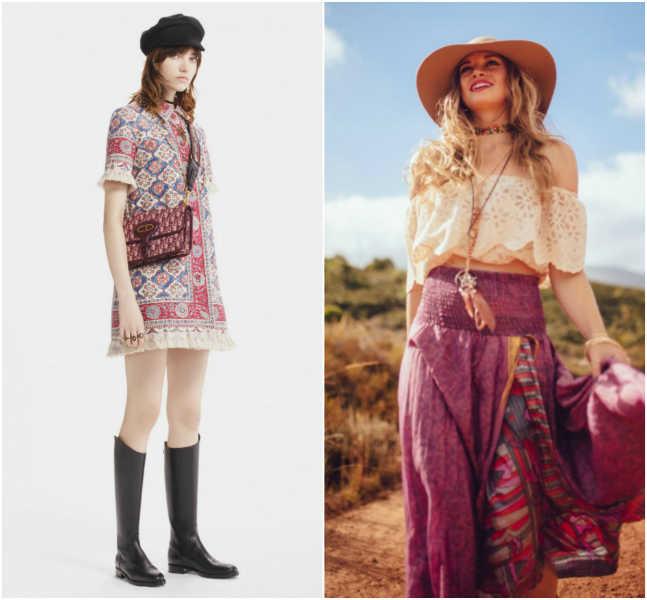 Modern Hippies Fashion