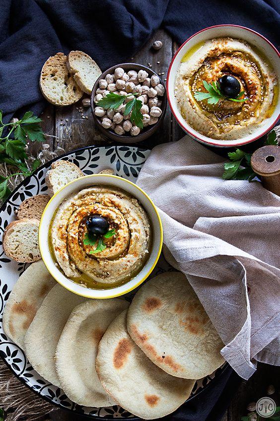 Comida libanesa que puedes cocinar sin complicarte mucho for Comidas sin cocinar