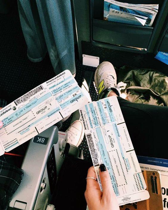 que saber antes de volar en avion comodidad