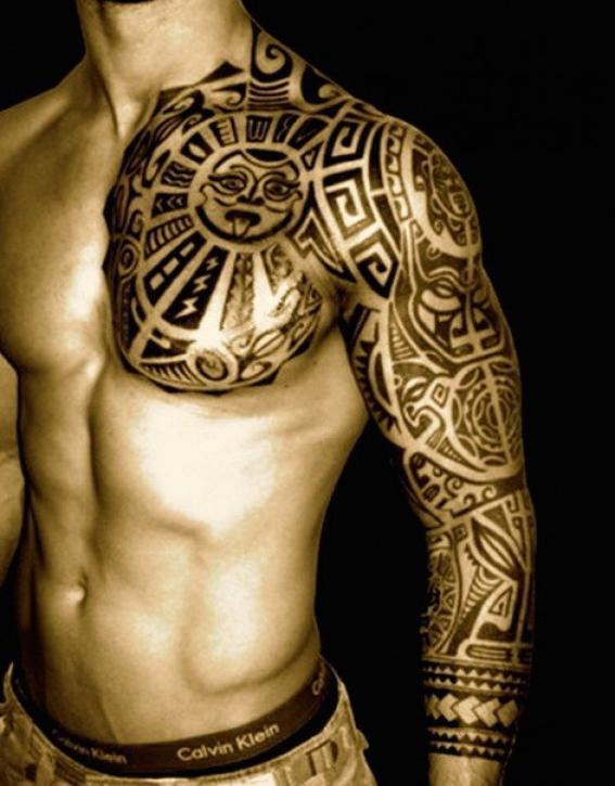 tribal tattoos maori
