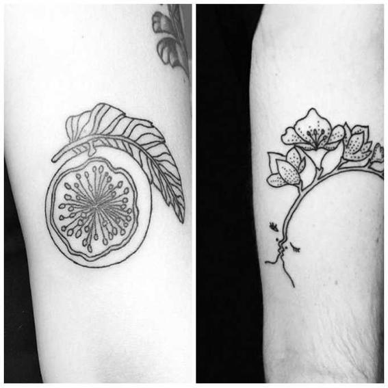 tatuajes hipster granada