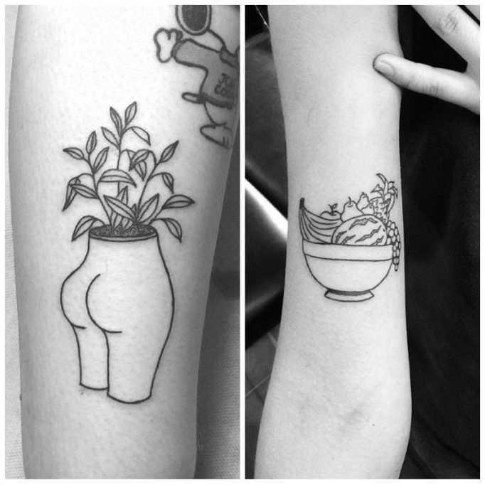 22 Tatuajes Hipster Que Puedes Hacerte Para Diferenciarte Del Resto