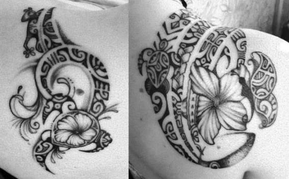 tatuajes maori diseno