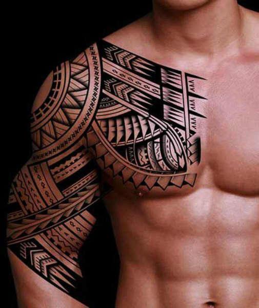 Tatuajes maors slo para quienes conocen sus fortalezas Diseo
