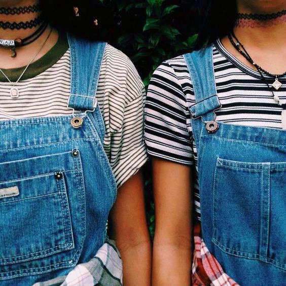 tendencia moda 2000 overol