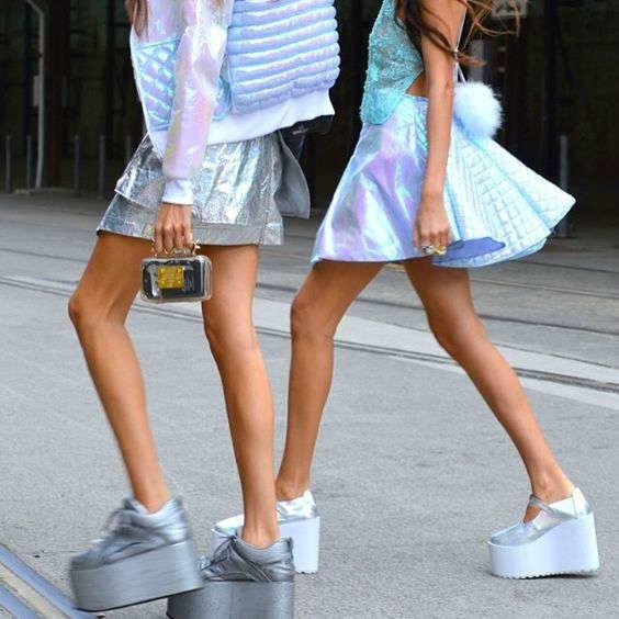 tendencia moda 2000 plataforma
