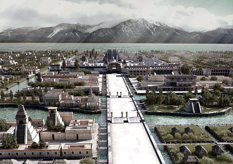 tenochtitlan huitzilopochtli