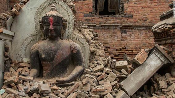 reconstruccion de nepal