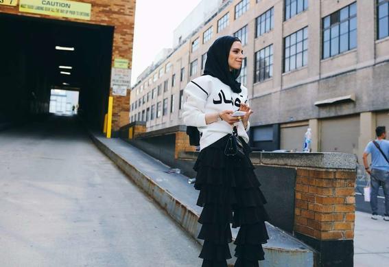 transformarte en una mujer con estilo burka