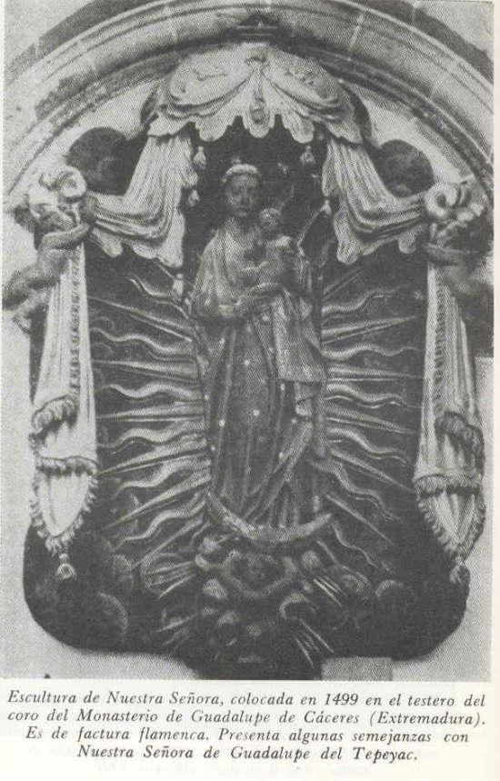 La Virgen De Guadalupe El Mejor Invento Espanol De La Conquista