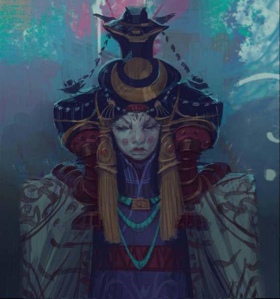 women rulers toregene