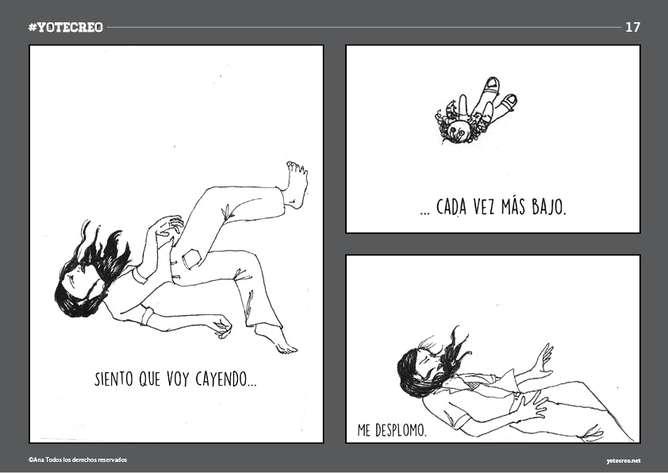 violacion en un comic 4