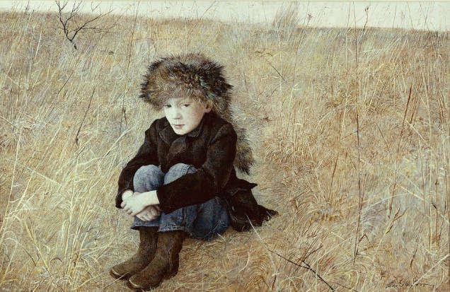 Andrew Wyeth hated artist boy-w636-h600