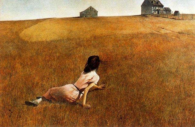 Andrew Wyeth hated artist christina-w636-h600