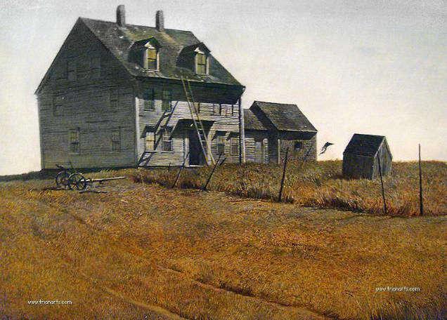 Andrew Wyeth hated artist farm-w636-h600