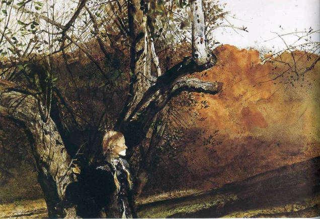 Andrew Wyeth hated artist tree-w636-h600