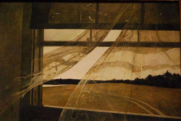 Andrew Wyeth hated artist window-w636-h600