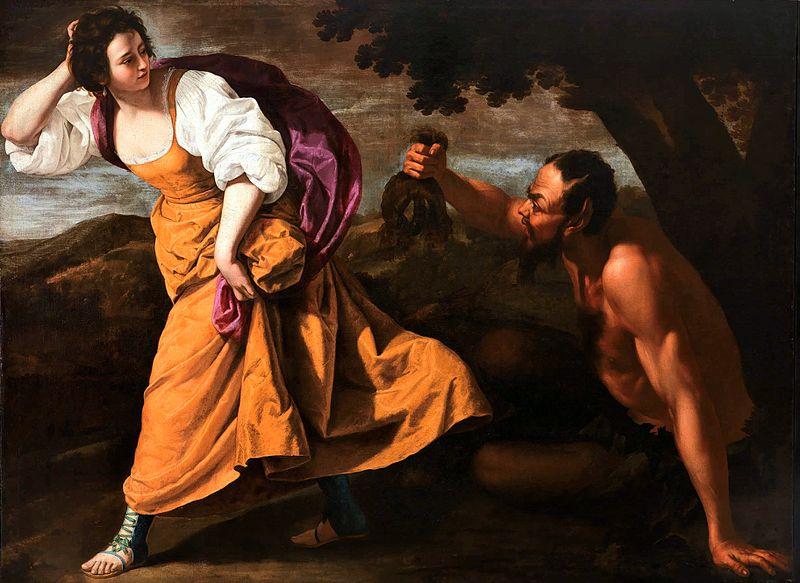 Artemisia-Gentileschi historia