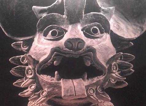 murcielago prehispanico