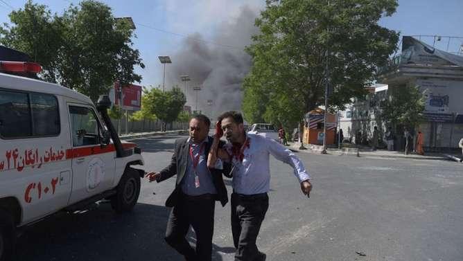 explosion en afganistan