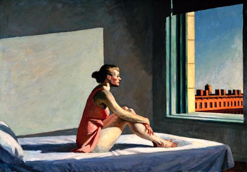Edward-Hopper-pinturas