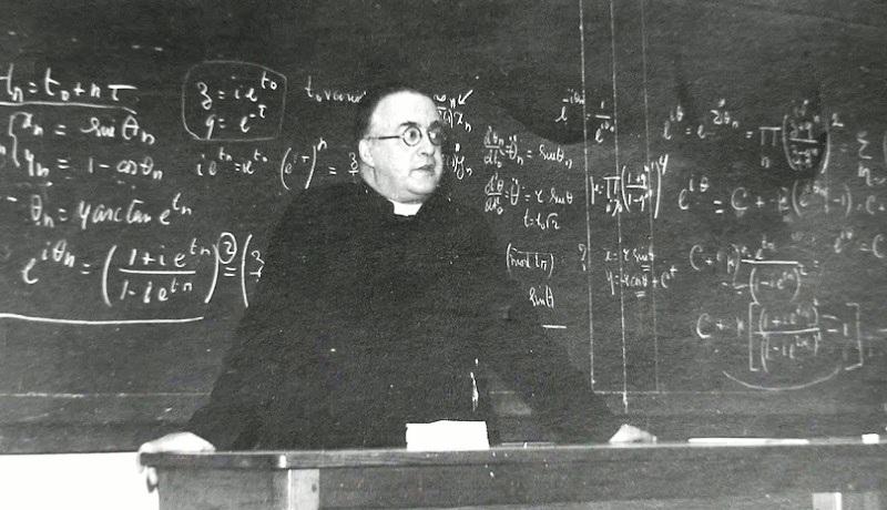 Georges Lemaitre clases